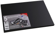 Clairefontaine Foam Boards, 3mm, A3, 5 sheets - Black
