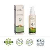 Certified Organic Foot Lotion - Foot Moisturiser by Iva Natura ®