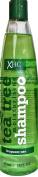 2 X XHC Tea Tree Oil Moisturising Shampoo For Hair And Scalp Frequent Use XPEL - 400ml