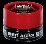 AGIVA Professional Perfect Men Hair Styling Fibre Gumwax *05 Power* - 175ml