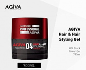 AGIVA Professional Perfect Hair Styling Gel *04 Power* - 700ml