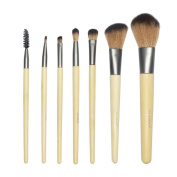 """CHshe """" ELAIMEI """" Makeup Brush Set Kit 7 Pcs Professional Hypoallergenic Beauty Brush Tool with Synthetic and Vegan Bristles"""