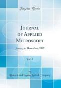 Journal of Applied Microscopy, Vol. 2