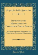 Improving the Management of Downtown Public Spaces