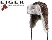 Eiger Lady Knitted Fur Hat L