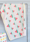 Fussenegger Juwel Baby Blanket 70 L Fruits L Flannel L 90 L Multi-Coloured