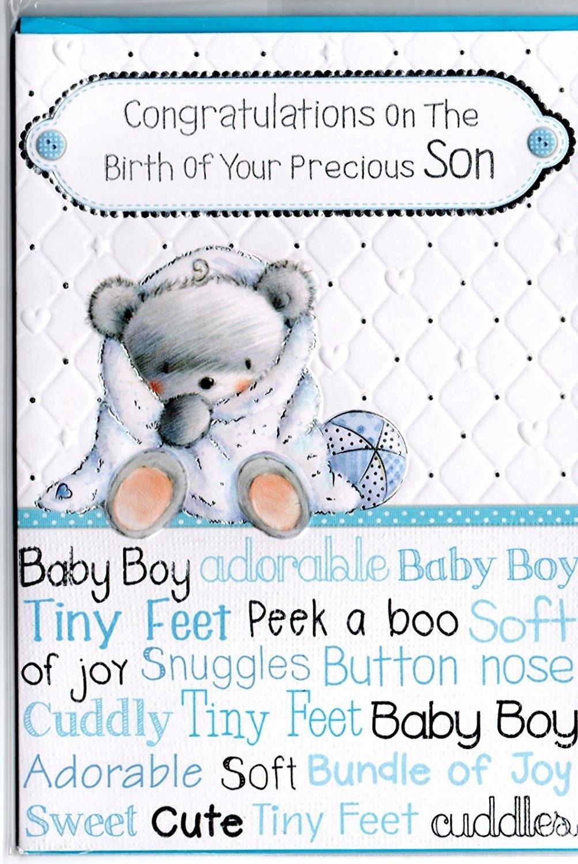congrats new baby boy