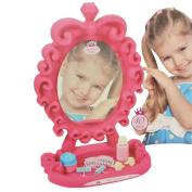 Unogiochi 6823 Princess Vanity Mirror