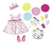 Baby Born 825242 Deluxe Party Set