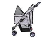 Bc-Elec 5663 – 0015 agrey Buggy for Animals with 3 wheels – Grey
