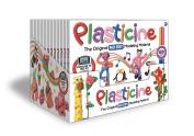 Plasticine - 12 units of 24 Colour Rainbow Play Pack