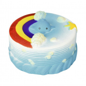 Wakeu Squishy cake Jumbo Slow Rising Squeeze Toys Stress Reliever Toy
