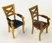 Plus Model 1:35 Chair with Armrests Resin Diorama Accessory #EL058