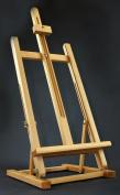 BEECH WOOD TABLE TOP DISPLAY EASEL 1040MM HIGH -
