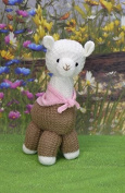 KNITTING PATTERN Alpaca Punch Soft Toy From Knitting by Post