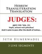 Judges: Hebrew Transliteration Translation