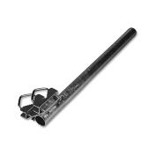 Pipe Mount Bracket 38mm L400 Vertical