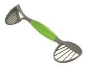 Avocado Slicer Tool - 5-in-1 Multi-Tool, Peeler, Pitter, Scoop, Slicer and Mash Avocados, Easy to Use Cooking Gadget