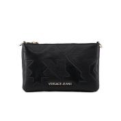 Versace Jeans Clutch bags Black