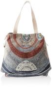 Gattinoni Women's Shopping Bag With Zip Shoulder Bag