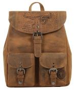 LandLeder Hiking Backpack, brown (Brown) - 1731-25