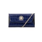 Versace Jeans Clutch bags Blue