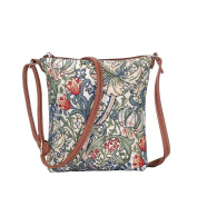 Signare Tapestry Style Crossbody Handbag in a choice of wonderful patterns