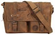 LandLeder Messenger Bag, brown (Brown) - 1728-25
