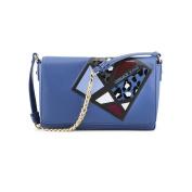 Versace Jeans Crossbody Bags Blue