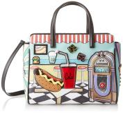 Tua by Braccialini Women's All-round Top-Handle Bag Multicolour Multicolore