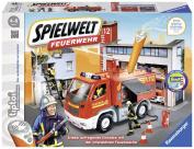 Ravensburger tiptoi Spielwelt Feuerwehr