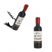 Professional Wine Opener and Corkscrew Magnet - Novelty Wine Bottle Accessory and Gift
