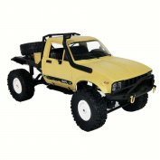 RC Cars ,AmaMary 1:16 WPL C14 Scale 2.4G 2CH 4WD Mini Off-road RC Semi-truck RTR Kids Climb Truck