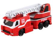 Takara Tomy TOMICA Hyper Rescue Drive Head Fire Ladder DHT-04 Mini Car