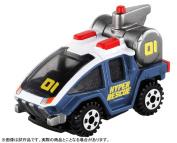 Takara Tomy TOMICA Hyper Rescue Drive Head Yellow Tortoise DHT-01 Mini Car