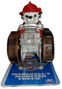 8.9cm Paw Patrol - MARSHALL'S MONSTER TRUCK
