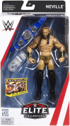 Wrestling WWE Mattel Elite Collection Series # 55 Neville King Of The Cruiserweights With Belt & Accessories Wrestling Action Figure