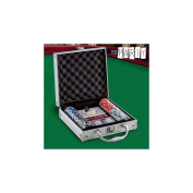 Th3 Party Luxe Poker set with carrying case