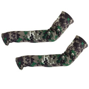 Originaltree Camo Cooling Sun UV Protection Cover Golf Cycling Bike Sports Arm Sleeves