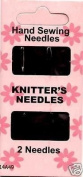 CC Special Hand Sewing Needles KNITTERS NEEDLES Size 14 & 18 - 2 Needles 14A49