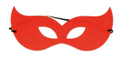 Red Felt Star Mask – Artémio