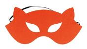Artémio – Red Felt Cat Mask