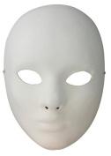 Artemio Face Plaster Mask to Decorate