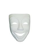 Artemio Venice Smile Plaster Mask to Decorate