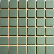 12mm Unglazed Procelain Dark Green