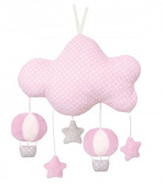 Mobile Music Box - Pink Cloud