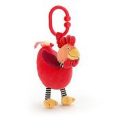 Jellycat Charlie Chicken Jitter 17cms