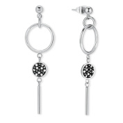 s.Oliver Women Stainless Steel Dangle & Drop Earrings - 2020959