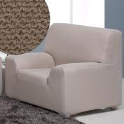 Dorte Home.-Sleeve Elastic Carlos Linen 2 Seater Sofa