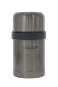 reduce Vacuum Insulated Stainless Steel Food Jar, 770ml - Grey